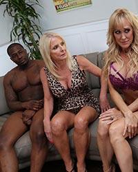 Melody Parker, Brandi Like & Cammille Austin